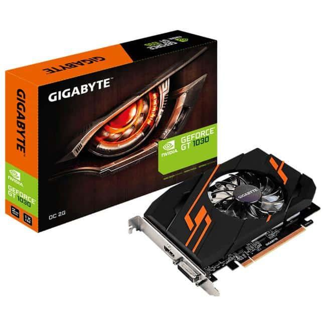 GIGABYTE GFORCE GT 1030
