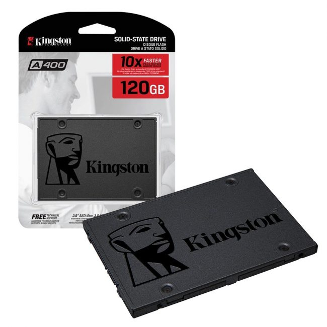 SSD KINGSTON 120 GB