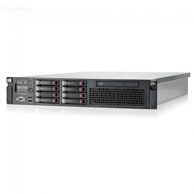 HP PROLIANT DL 380 G7
