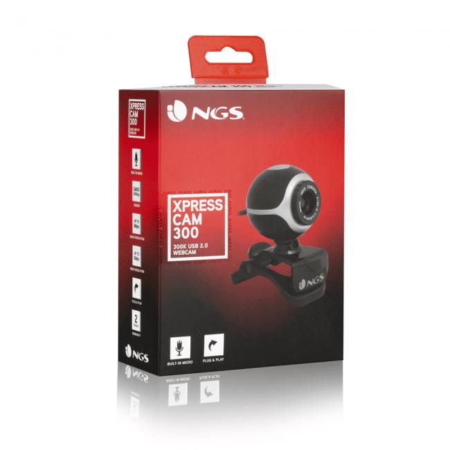 Webcam NGS 300